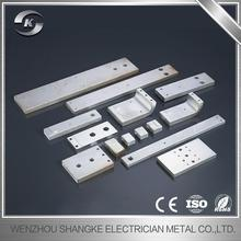 New design bus metal stamping inlay strips auto electrical parts