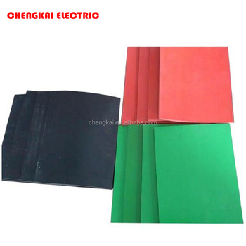 qualified electrical insulation rubber mats