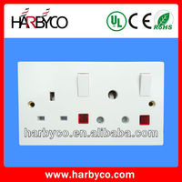 power outlet light switches and sockets