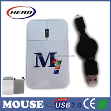 USB Interface Type and Optical Tracking Method LED Mouse