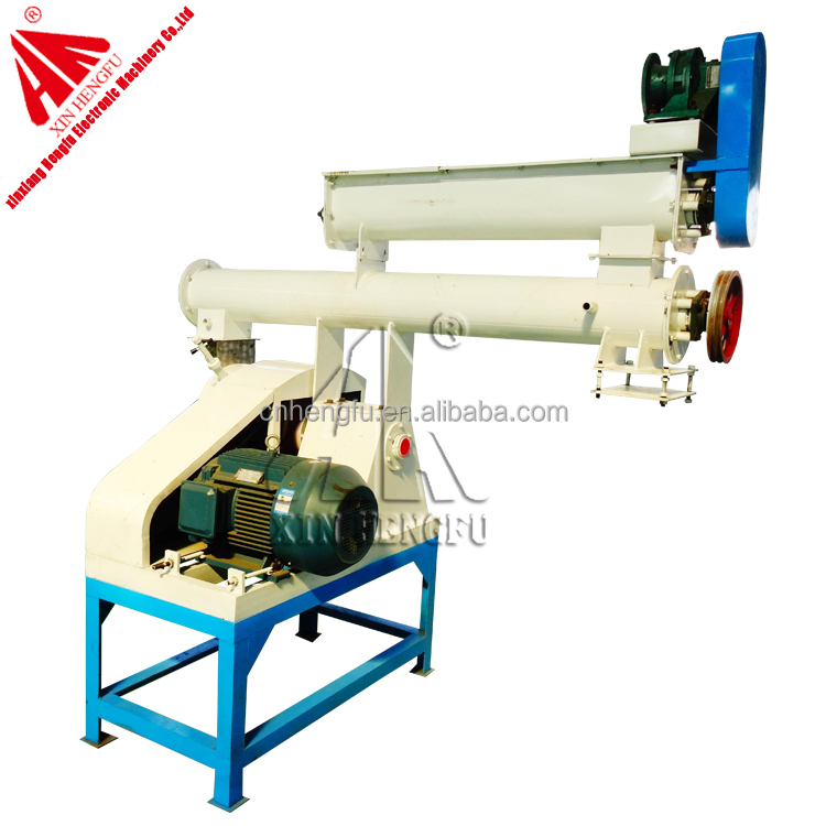 Xinhengfu brand complete wood pellet production line from rice husk/straw/peanut shell