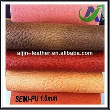 fashion embossed synhetic PVC leather used for sofa & chair & furniture