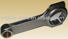 Custom H Beam I-Beam forged 4340 steel stress relieved racing connecting rod for performance car
