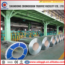 prime quality hot dipped galvanized steel coil price for container plate