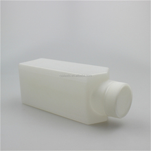 Cheap Price Empty Square shape 1 Liter Plastic Bottle for Liquid packaging