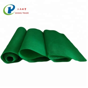 polyester nonwoven felt fabric with factory price