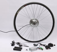36V 250W front wheel hub brushless motor engine /BLDC Electric bike conversion kit