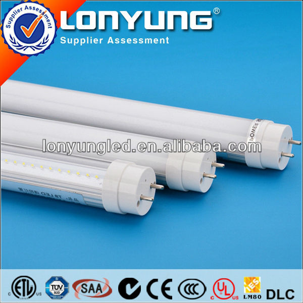 replace plc led lamp T8 tube light compatible ballast 2ft 3ft 4ft 5ft