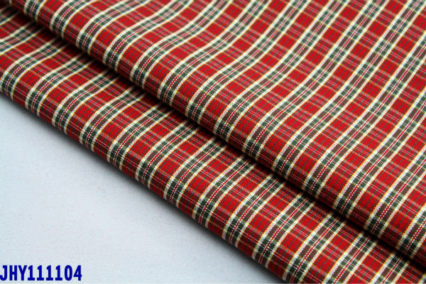 Cotton shirt fabric textile