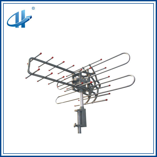 High-gain UHF outdoor tv antenna