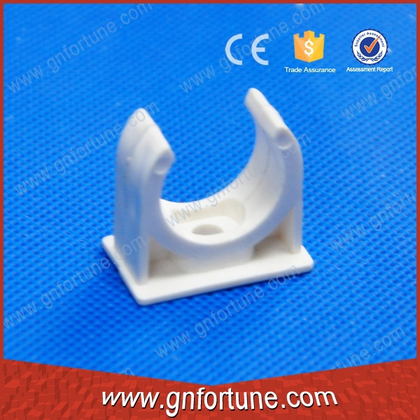 CE approved good price 20mm plastic pipe clip