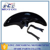SCL-2012031099 CG150/JAGUAR150 motorcycle body parts of front fender
