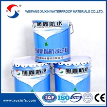 Waterproofing coating for concrete cementitious waterproofing coating