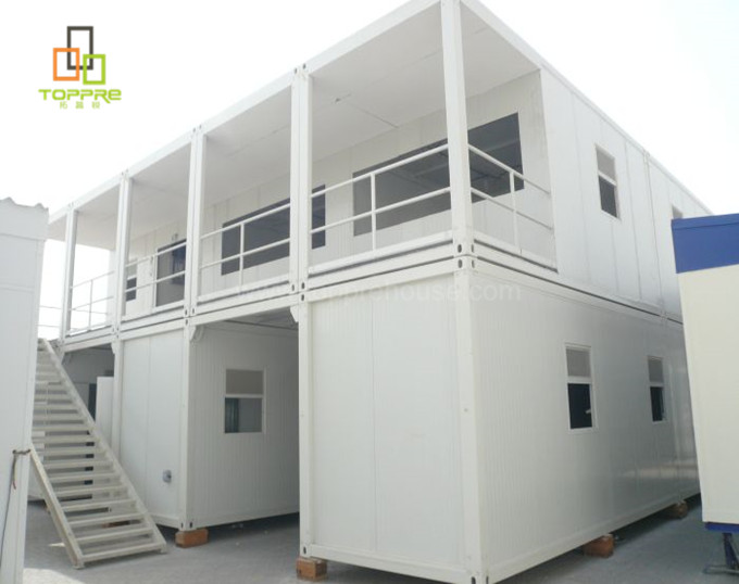 Customized layout prefab office room in 20ft /40ft nepal container house prices for sale