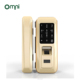 Omni Biometric Fingerprint Frameless Glass Digital Lock Safe Electric Door Lock