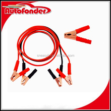 copper clad aluminum booster cable 200amp 400amp 800amp 1000amp car booster cable clamps/plastic cable clamps/battery cables