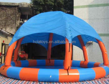 Summer inflatable pool/inflatable swimming pool/covered swimming pool