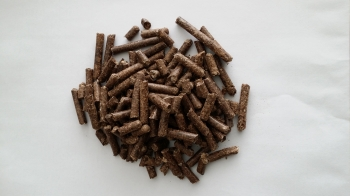 cotton seed hull pellet