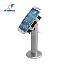 cell phone anti-theft alert display stand holder,security phone display holder for iphone stand