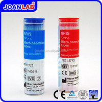 Joan Borosilicate Heparined Capillary Glass Tube Manufacturer