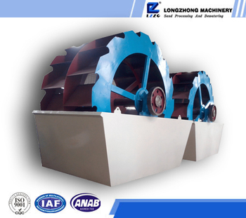 New Wheel Sand Washing Machine and Equipment, xsd sand washing equipment