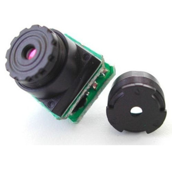 1/3 CMOS 1g 0.008lux 520tvl Mini Pinhole Drone Aerial Smallest Hidden Camera