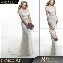 custom popular newest hot sell high quality exotic wedding dresses