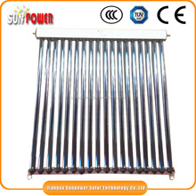 2017Top selling Quality products evacuated tube solar collector