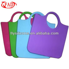 Pretty Girls Silicone Handbag With Factory Existing Mold,FDA Standard