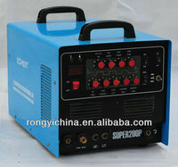 SUPER200P AC/DC pulse TIG/MMA/CUT multi-function inverter welding machine