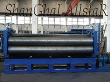 Galvanized Thin Board Barrel Corrugated Roof Sheet Making Machine