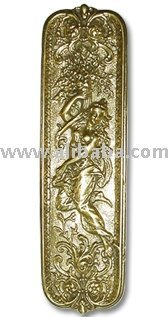Brass Decorative Finger Plates