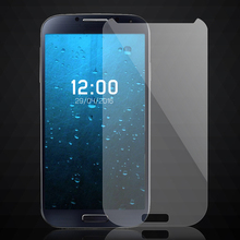 High Quality 9H 0.33MM hardness Explosion-proof Tempered glass screen protector for Samsung S4