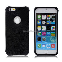 Professional rubber mobile phone cover for iPhone 6