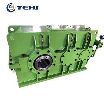 1to 1 ration 90 degree transmission ZLYJ gearbox for extruder