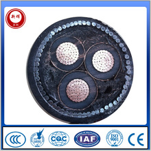 IEC60502 XLPE insulation submarine power cable
