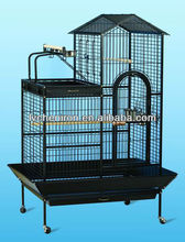 Villa top small bird cage bird house parrot cage