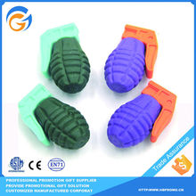 Jumbo Plastic Custom Shape Eraser for Supermarket