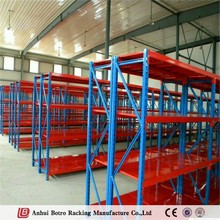 North American type adjustable steel racks