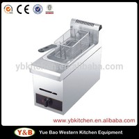 Commercial Chicken Deep Fryer , Gas Fryer , Electric Fryer
