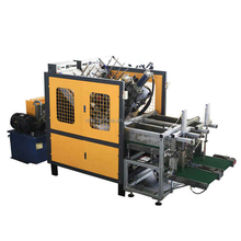Hot Sale Counting Fully Automatic Paper Plate Making Machine