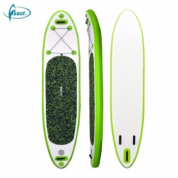 Fissot wholesale handmade surfboard inflatable SUP