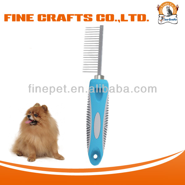 Finepet Pet Grooming and Cleaning Unique Pet Hair Trimmer Comb