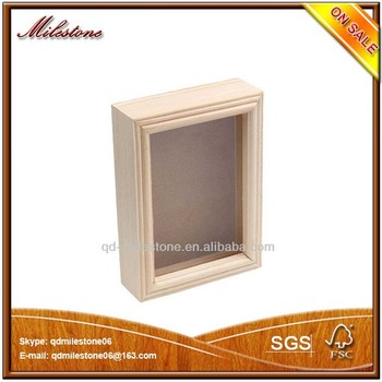 Wholesale Wooden Shadow Boxes For Sale
