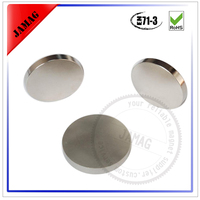 top-notch low price n35-n38eh strong disc neodymium magnet