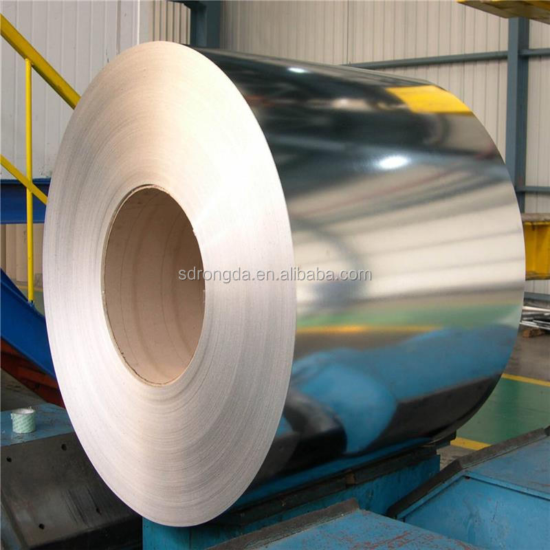 high quality Galvanized Steel Coil / Sheet / Roll GI excellent roof sheets size from china mill