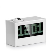 2016 modern design digital radio alarm clock with backlight