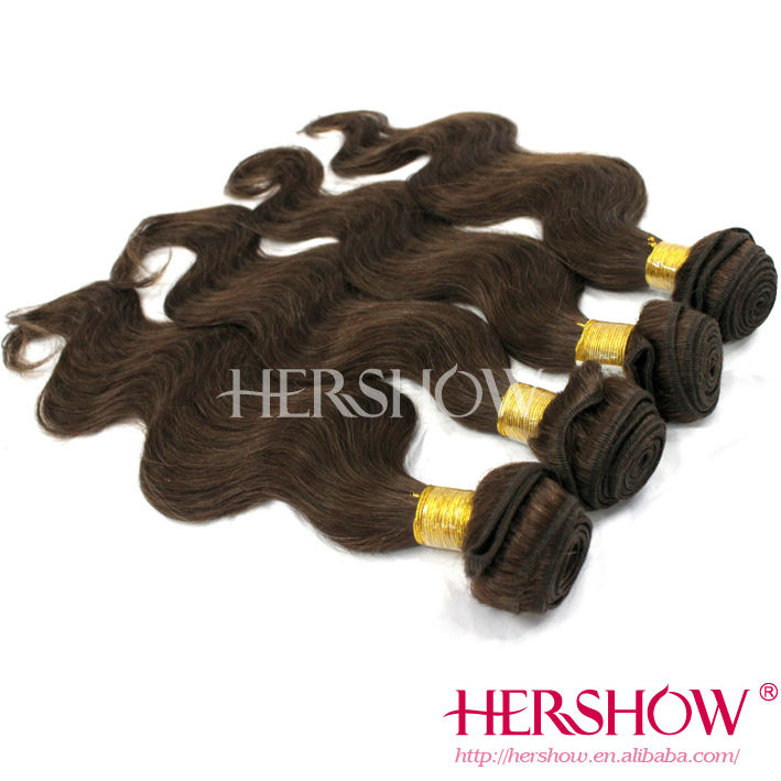 Color 4 ombre braiding hair unprocessed russian remy hair hair extensions sell online