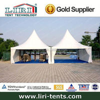 Promotional garden canopy gazebo for Outdoor Event