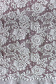 China Manufacturer Wholesale Flower Jacquard Knitted Lace Fabric
